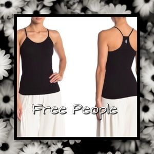 JUST IN🆕 Shine On Free People Ribbed Tank XS/S